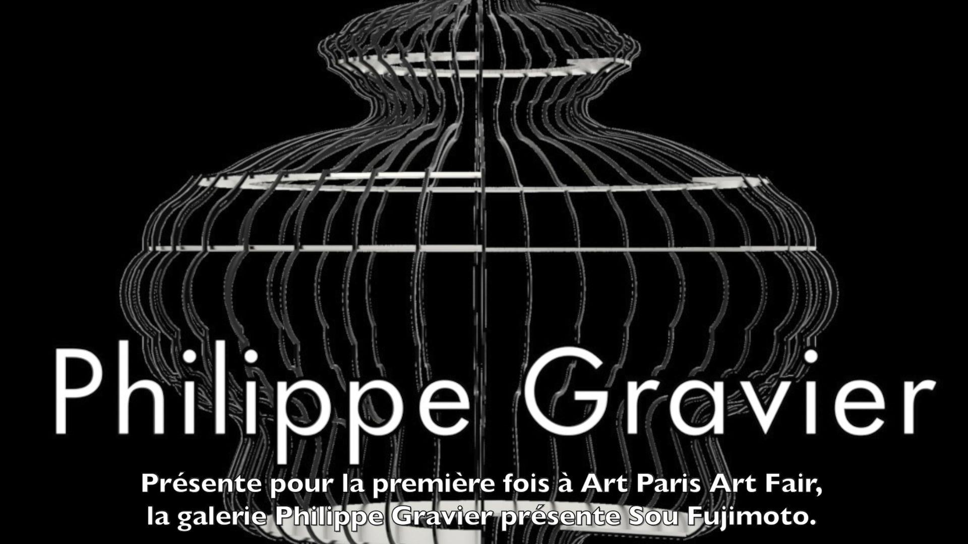 Art Paris, 2017 Sou Fujimoto